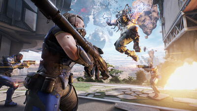 LawBreakers Screenshot 2