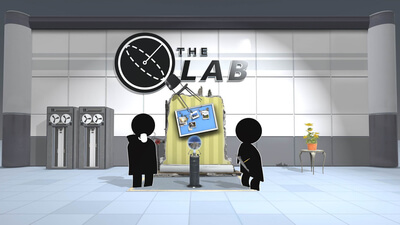 The Lab (VR) Screenshot 1