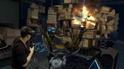 The Lab (VR) Screenshot 3