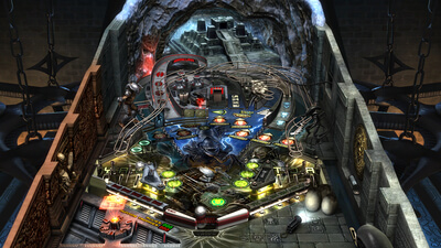 Aliens vs. Pinball Screenshot 3