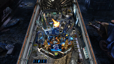 Aliens vs. Pinball Screenshot 2