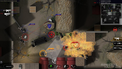 Special Tactics Screenshot 3