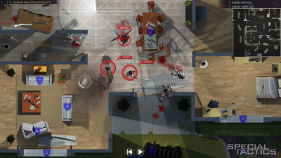 Special Tactics Screenshot 1