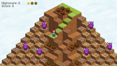 Skyling: Garden Defense Screenshot 3