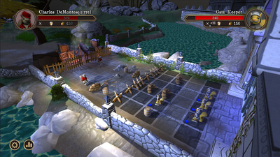 Acorn Assault: Rodent Revolution Screenshot 3