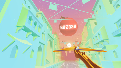 Bazaar (VR) Screenshot 2