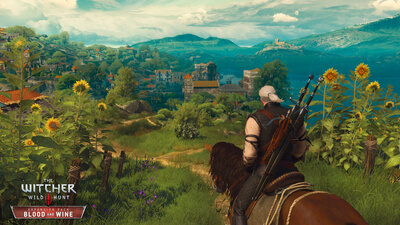 The Witcher 3: Wild Hunt - Blood and Wine Screenshot 1
