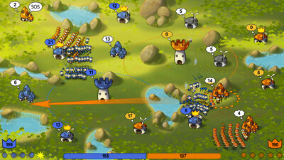 Mushroom Wars (Steam Edition) Screenshot 1