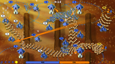 Mushroom Wars (Steam Edition) Screenshot 3