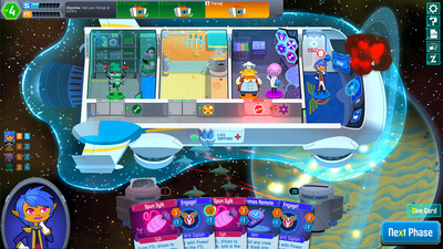 Space Food Truck Screenshot 1