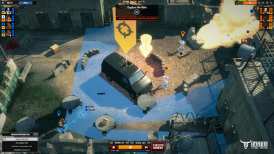 TASTEE: Lethal Tactics Screenshot 2