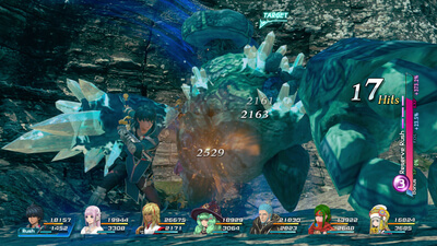 Star Ocean: Integrity and Faithlessness Screenshot 2