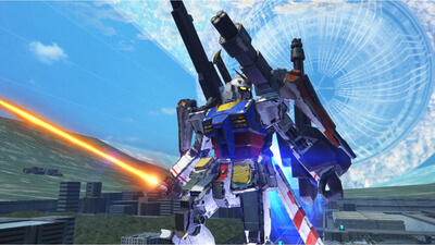 Gundam Breaker 3 Screenshot 1