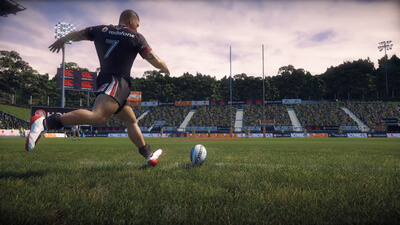 Rugby League Live 3 Screenshot 2