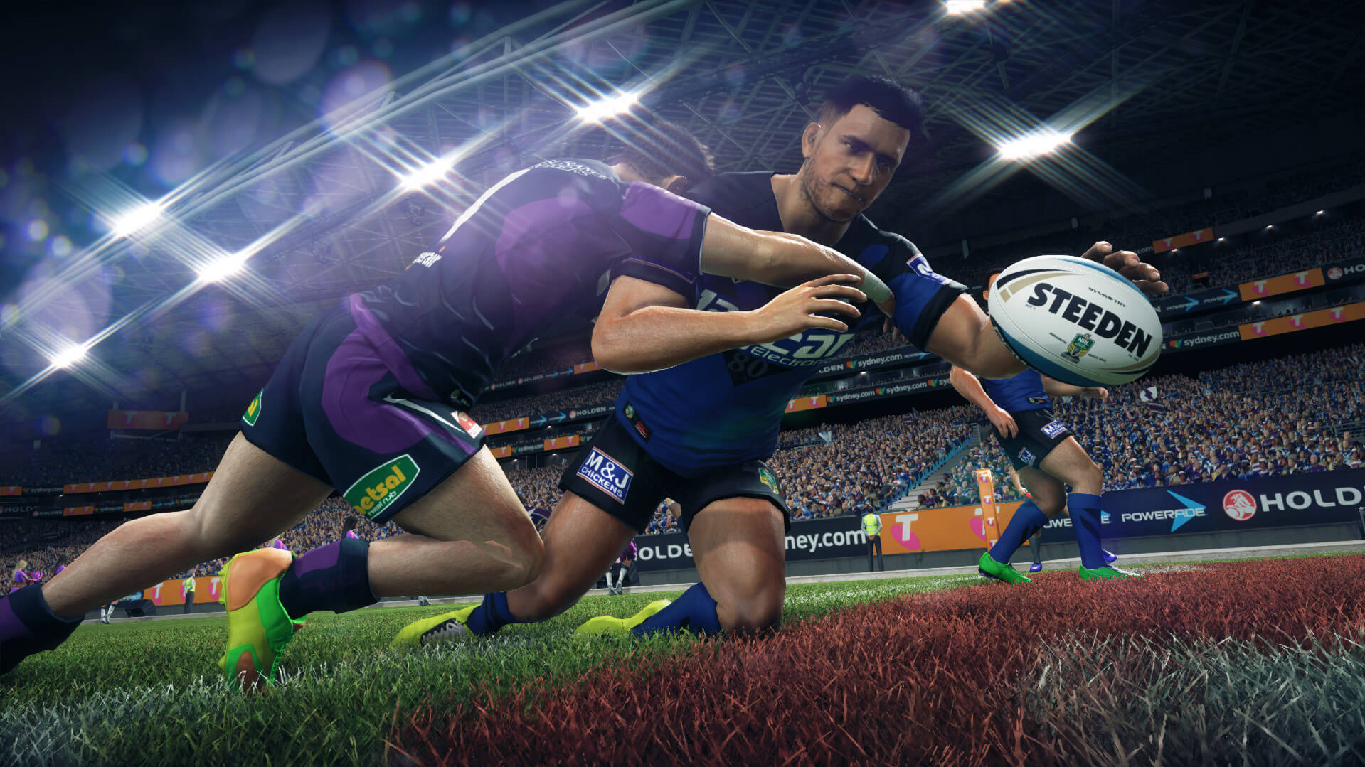 Rugby League Live 3 Masthead