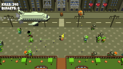 REPTILIAN REBELLION Screenshot 1