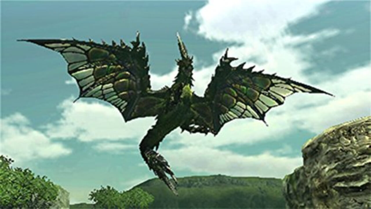 Monster Hunter Generations Masthead