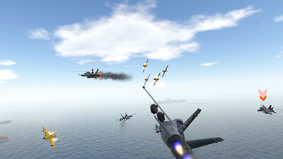 Final Approach (VR) Screenshot 2