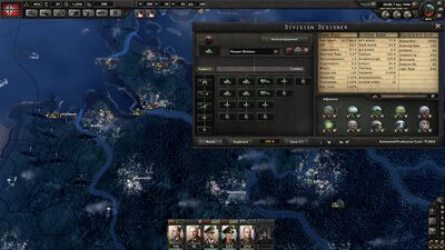 Hearts of Iron IV Screenshot 2
