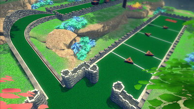 Cloudlands: VR Minigolf (VR) Screenshot 3