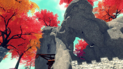 Cloudlands: VR Minigolf (VR) Screenshot 1