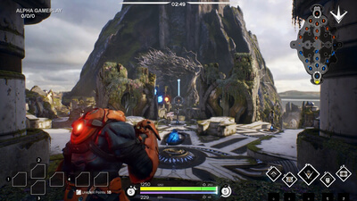 Paragon Screenshot 2