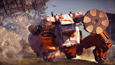 Just Cause 3: Mech Land Assault Screenshot 1