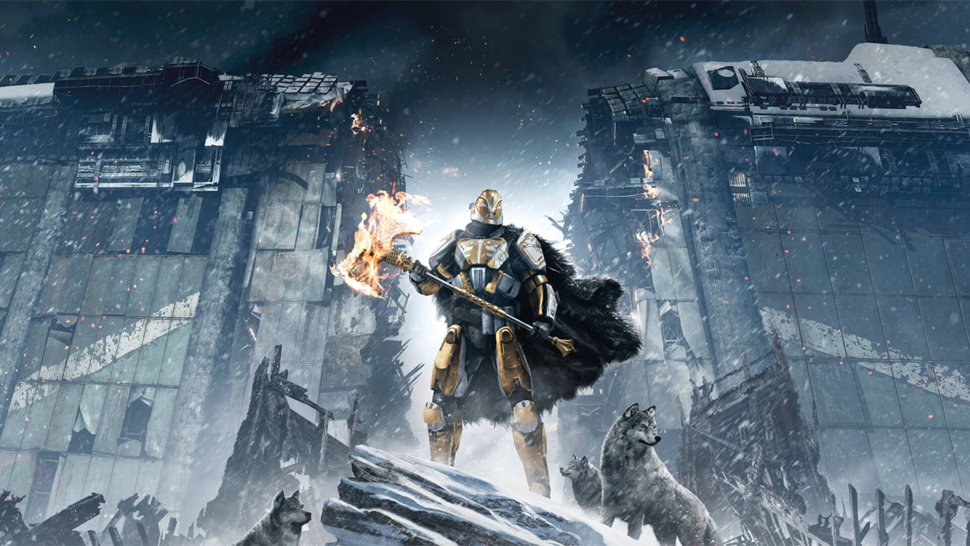 Destiny: Rise of Iron Masthead
