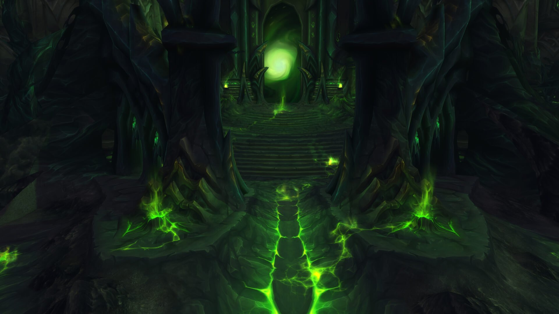 World of Warcraft: Legion Masthead