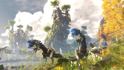 Horizon Zero Dawn Screenshot 3