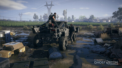 Tom Clancy's Ghost Recon: Wildlands Screenshot 2