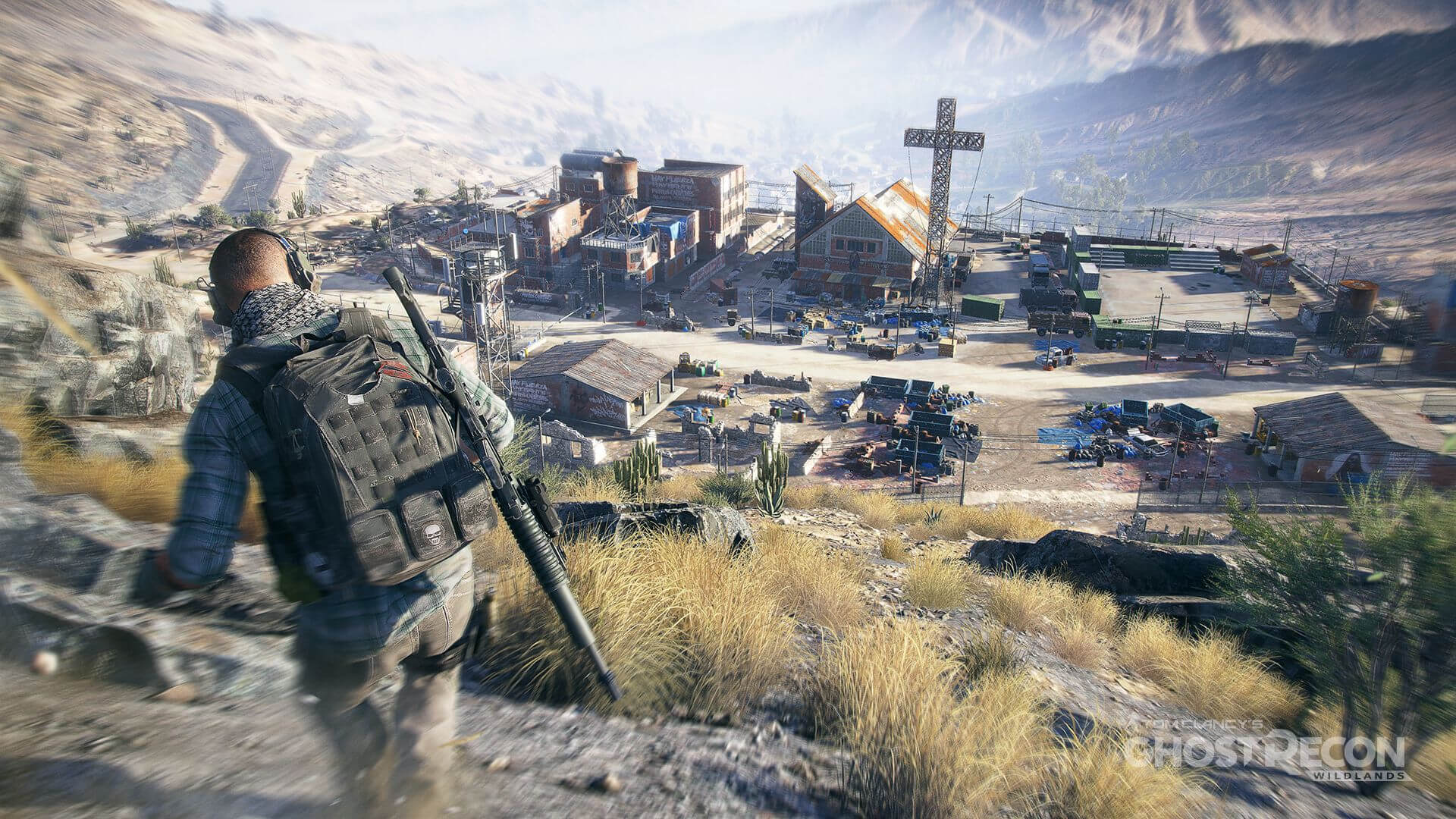 Tom Clancy's Ghost Recon: Wildlands Masthead