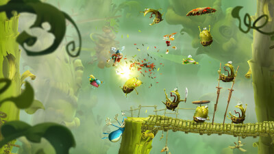 Rayman Legends Screenshot 1