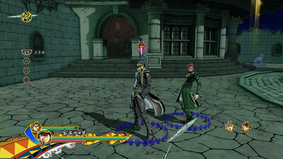 Jojo's Bizarre Adventure: Eyes of Heaven Screenshot 2