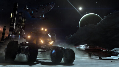 Elite Dangerous: Horizons Screenshot 1