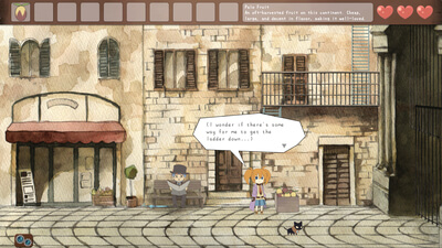 Resette's Prescription ~Book of memory, Swaying scale~ Screenshot 2