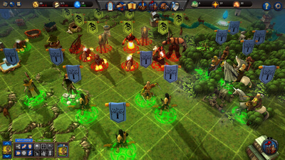 Planar Conquest Screenshot 3