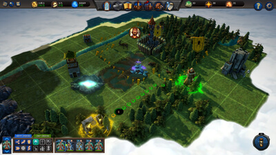 Planar Conquest Screenshot 1