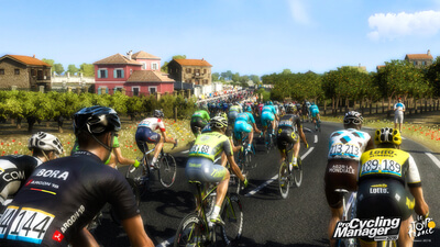 Pro Cycling Manager - Tour de France 2016 Masthead
