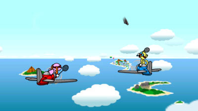 Rhythm Heaven Megamix 3DS Screenshot 1