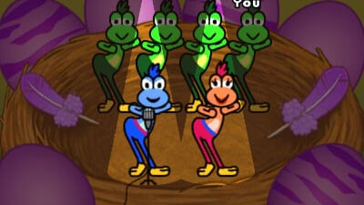 Rhythm Heaven Megamix 3DS Screenshot 2
