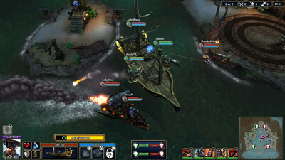 Pirates: Treasure Hunters Screenshot 2