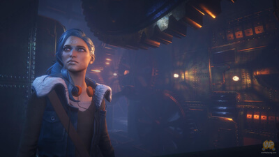 Dreamfall Chapters Book Five: Redux Screenshot 1