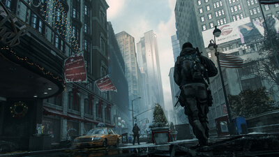 Tom Clancy's The Division - Underground Screenshot 1