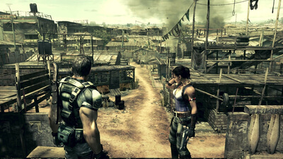 Resident Evil 5 Remaster Screenshot 2