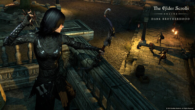 The Elder Scrolls Online: The Dark Brotherhood Screenshot 2