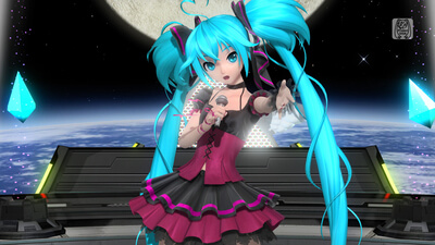 Hatsune Miku: Project Diva Future Tone Screenshot 1