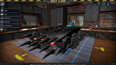 Robot Arena III Screenshot 2