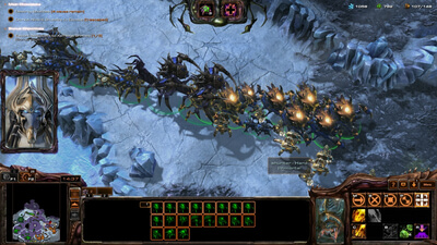 StarCraft II: Abathur Co-Op Commander Screenshot 1