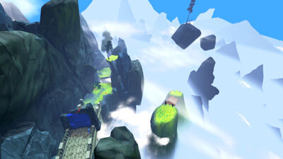 Rising Islands Screenshot 2